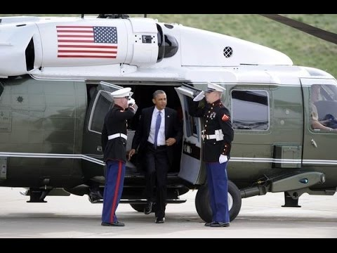National Geographic -  On Board Marine One Documentary