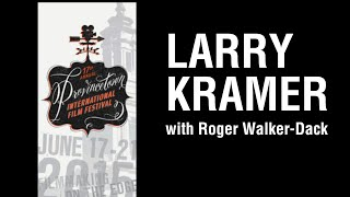 Video A Conversation with Larry Kramer download MP3, 3GP, MP4, WEBM, AVI, FLV Agustus 2017