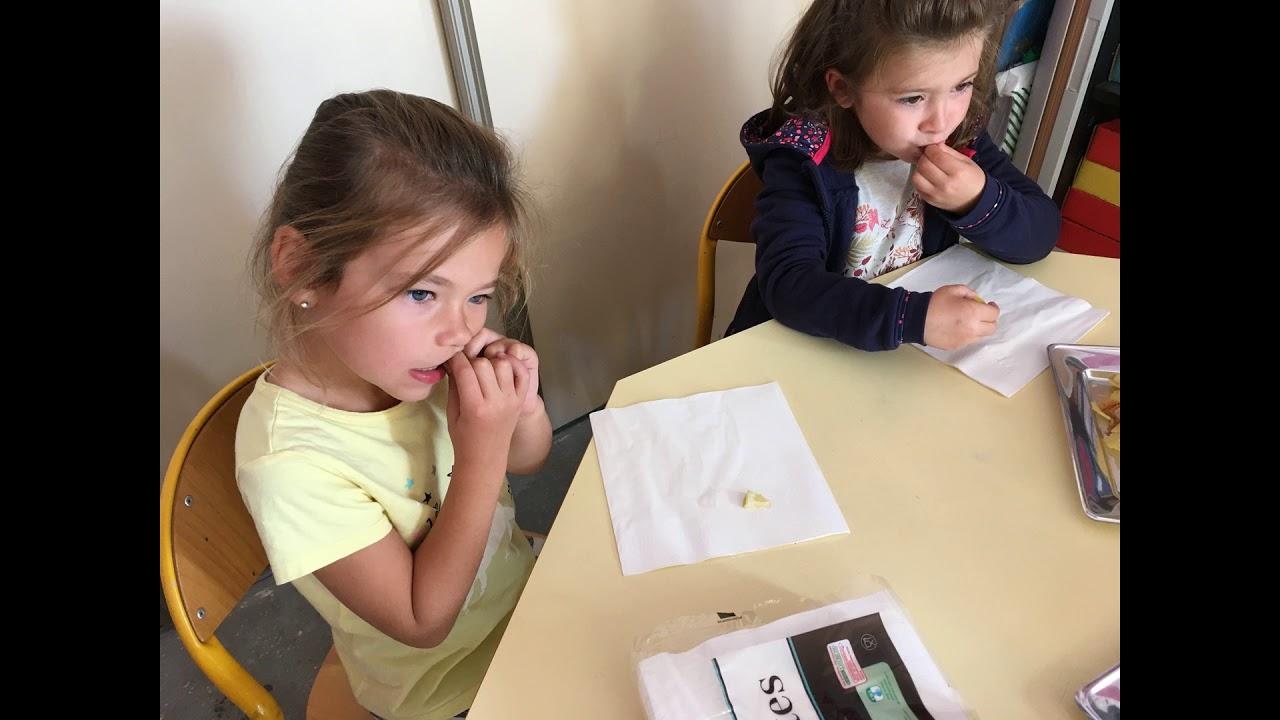 La semaine du goût au Cours Notre Dame des Missions
