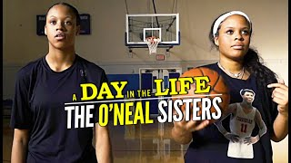 The O'Neal Sister Mimi & Me'Arah Are Paving Their Own Way! A Day In The Life w/ Shaq's Daughters