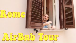 Gambar cover Rome Italy AirBnb Tour