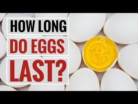 How to know when hard boiled eggs go bad