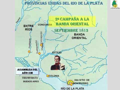 CAMPAÑA BANDA ORIENTAL