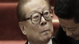 Zprávy NTD - Bývalý čínský vůdce Ťiang Ce-min se propadá na politickém žebříčku