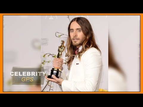JARED LETO'S OSCAR is missing - Hollywood TV