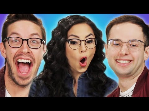 We Take The Gen Z Quiz Feat. Anna Akana
