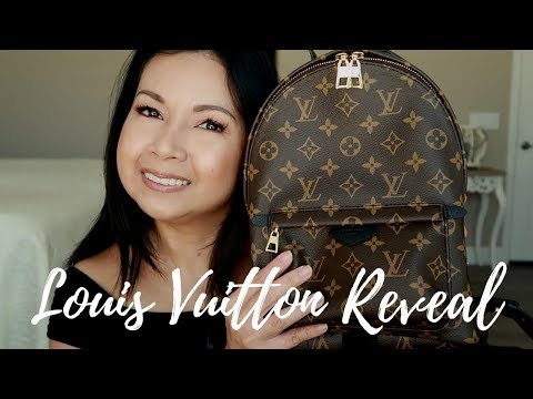 Louis Vuitton Reveal | Palm Springs Backpack PM | LalaLV