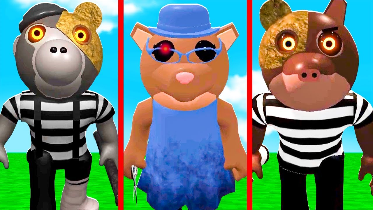 ROBLOX PIGGY FAR FROM HOME! (Chapters 4-5)