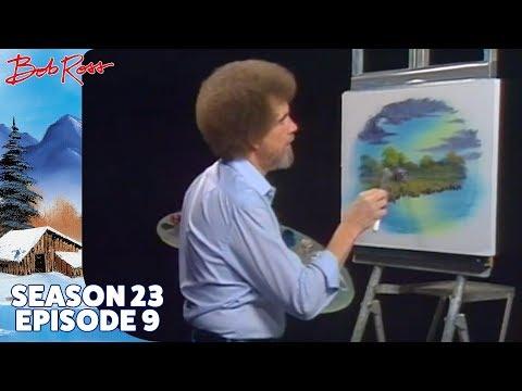 Bob Ross - Toward Days End (Season 23 Episode 9)