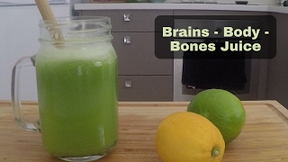 Brain Body Bones Juice