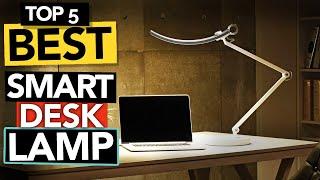 ✅ Best Smart Desk Lamp 2021   Shiny desk for Bright minds 🤓