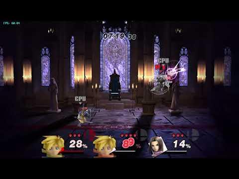 Brawl Hacks ~ Hero (Eight) Over Link + Belmonts