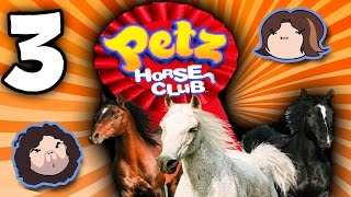 Petz Horse Club: Scrubbing Away - PART 3 - Game Grumps