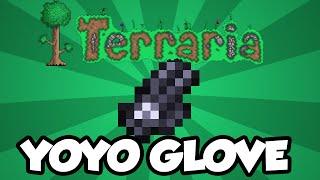 Terraria 1.3 Items - The 'Yoyo Glove' - Powerful Yoyo accessory! [Terraria Accessories 1.3]