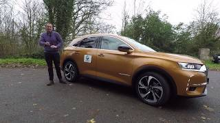 DS7 Crossback - First Drive Video Test Review