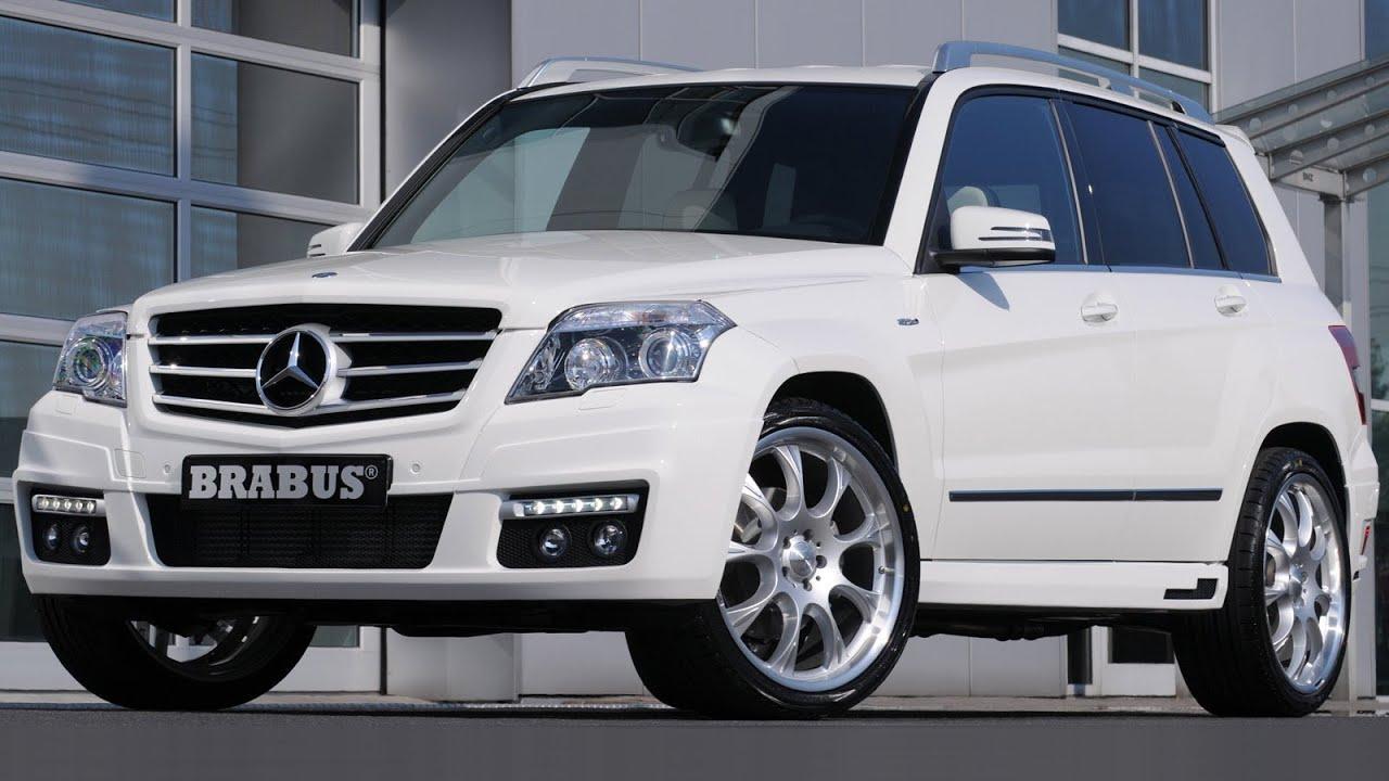 Mercedes Glk 2018 >> BRABUS Mercedes-Benz GLK-Class (2008) - YouTube