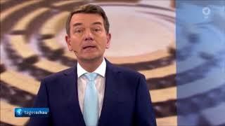 Landtagswahl Niedersachsen 2017 - Hochrechnung