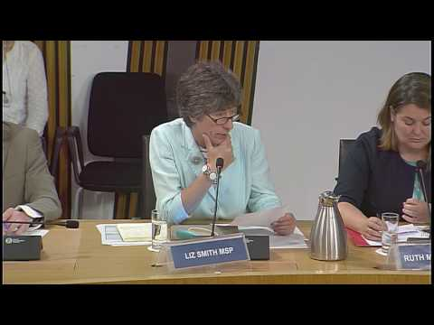 Education and Skills Committee - Scottish Parliament: 31 May 2017