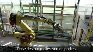Art & Fenêtres - unité de production PVC