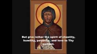 Lenten Prayer of Saint Ephrem, Orthodox Church in America