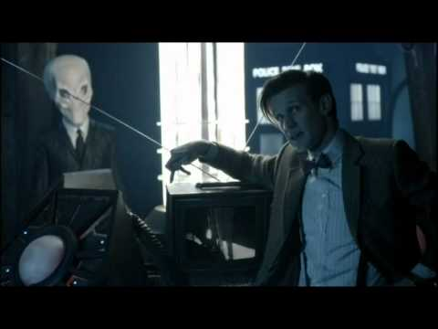 Doctor Who: The Eleventh Doctor is a Badass  Series 5 and 6, my selection SPOILERS!