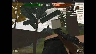 Roblox Unit 1968: Vietnam game play