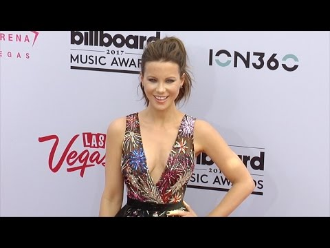 Kate Beckinsale 2017 Billboard Music Awards Magenta Carpet