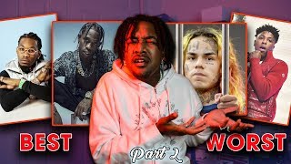 THESE RAPPERS CANT DRESS! (PART 2)| Best & Worst Dressed Music Artists 2019 ft Travis Scott, 6ix9ine