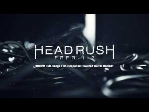Reviewed: HeadRush FRFR-112 Cabinet