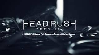HeadRush® Monitor Retorno FRFR-112 2000 W video