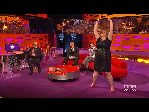 Rebel Wilson is a Trained Ninja? - The Graham Norton Show