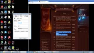Видео-урок по подключению программы abysst. Часть 1. Ультима ๑۩ Ultima Online ۩๑ The Abyss