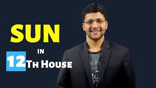 Sun 12th House Vedic Astrology