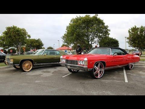 WhipAddict: Donk Planet 'Donktober' Car Show, Custom Cars, Donks, Burnouts