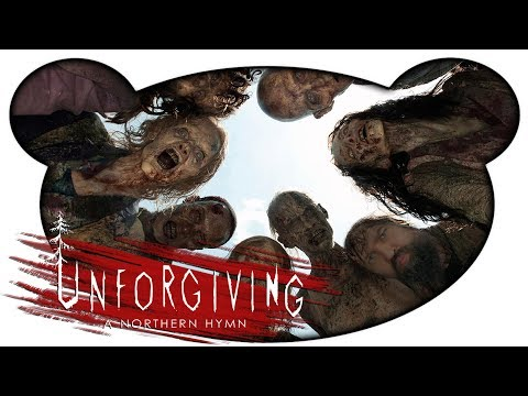 Unforgiving - A Northern Hymn #07 - Untote in der Mine (Let's Play Facecam Horror Gameplay Deutsch)