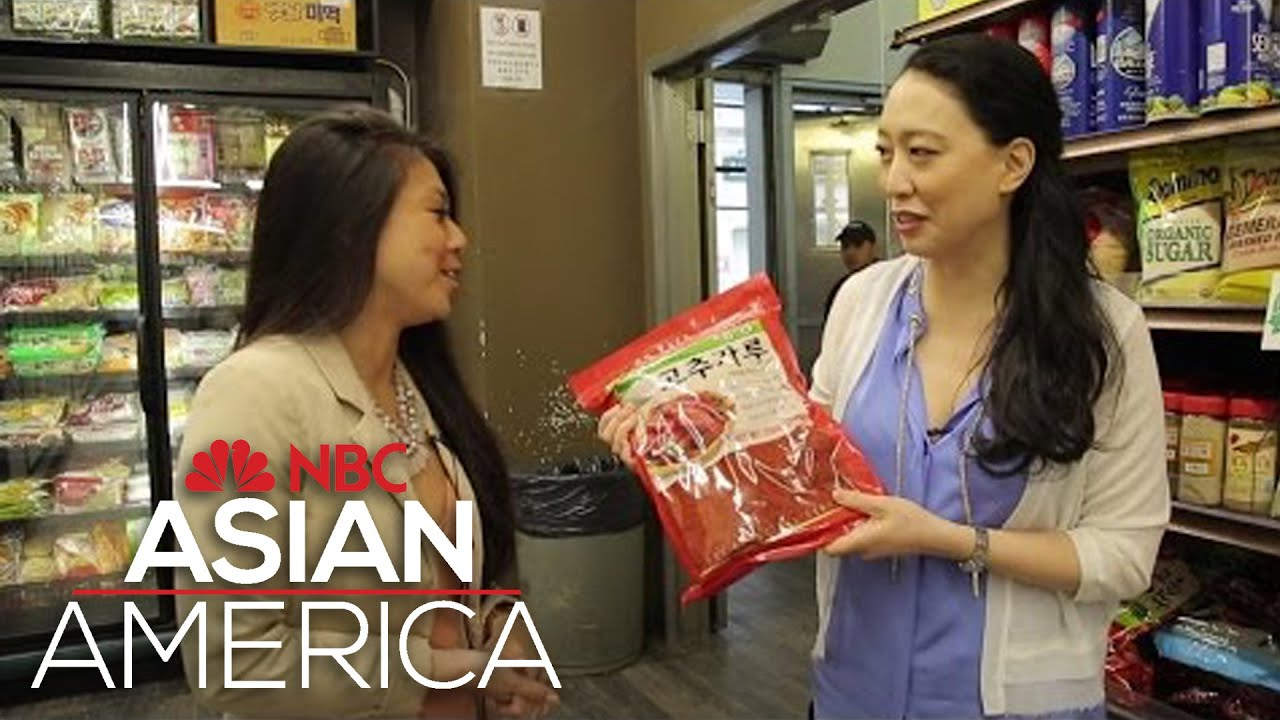 The Must-Have Pantry Items For Cooking Korean Cuisine | NBC Asian America