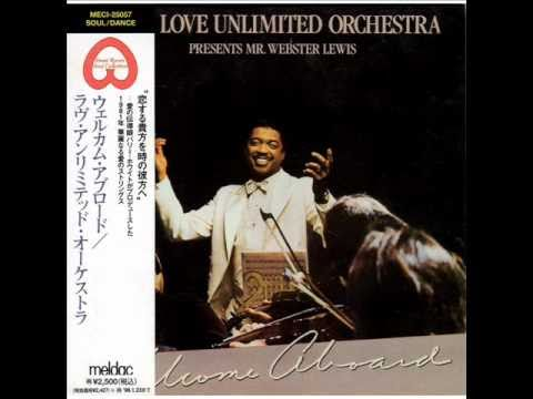 The Love Unlimited Orchestra  - Night Life in the City