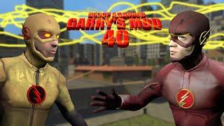 #40 Обзор Аддонов Garry's Mod - Супергеройский Выпуск
