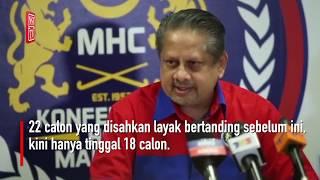 Pemangku Raja Pahang tarik diri jawatan timbalan presiden