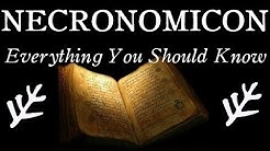 Necronomicon: Everything You Should Know