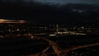Smilinman ft Keniia - Abyss of Madness (DONAUTURM Danube Tower Vienna city view)