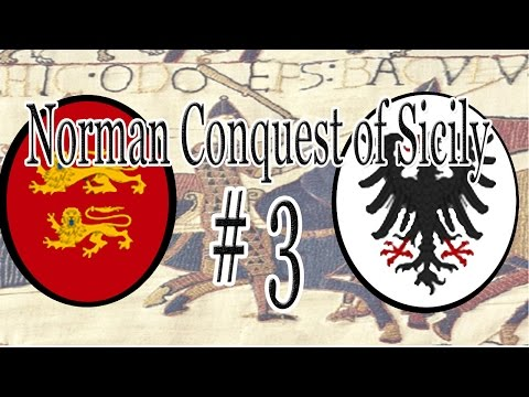 CK2 | The Norman Conquest of Sicily - Part 3