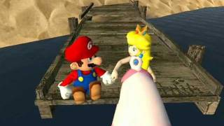 Mario and Peach - Luigi and Daisy (Smile)