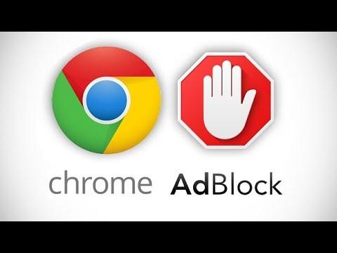 Как отключить рекламу в Гугл Хром / Как установить ADBLOCK в GOOGLE CHROME