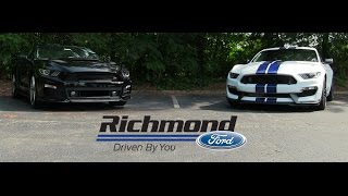 Ford Mustang: Roush Stage 3 vs. Shelby GT350
