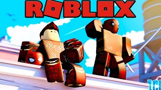 2 PLAYER SUPER HERO TYCOON IN ROBLOX