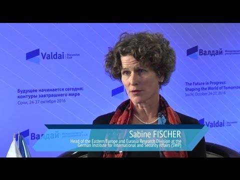 Sabine Fischer: Crisis in Russia-EU Relations Is a Medium-Term Phenomenon