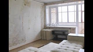 В Нижнекамске продолжаются квартирные разборки между мужем и женой