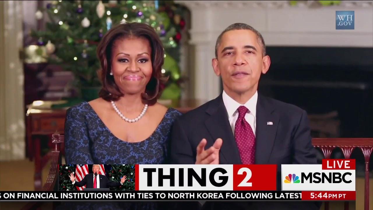 Obama\'s War on Christmas - YouTube