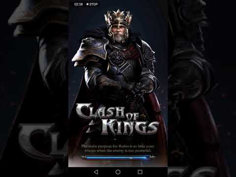 Clash Of Kings Recover The Game Using Facebook